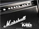 Amplificador Marshall MB 60 Watts