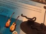 Atril Quik Lok Para Guitarra Clásica  y  Eléctrica Especial Guardar  en Mochila