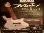 Pack Peavy Guitarra Electrica y Amplificador