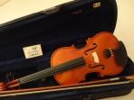 Violin Cervini  by Cremona  HV - 150 4/4 Con Arco Estuche y Resina