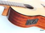 Guitarra Admira Española Cuerdas Nylon  Mod: Rosario  Electroácustica