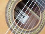 Guitarra Admira Española Clasica Cuerdas Nylon Mod: Juanita Electroacústica (PRODUCTO AGOTADO)