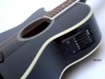Guitarra Dean Cuerdas Metalicas Zurda PEL CBK  Electroácustca ( PRODUCTO AGOTADO )