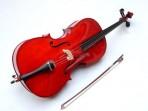 Violoncello  Cremona SC - 100 =  3/4  Incluye Arco - Funda - Resina ( Producto Agotado )