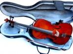 Violoncello Cremona SC - 175 = 3/4 Cubirta De Pino  Cuerpo  Arce  Diapason - Clavijas - Tira cordal De Ebano  Con Estuche
