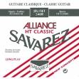 Juego De Cuerdas Nylon  De Carbono Savarez  540 R Alliance Alta Tensión  Para Guitarra Clásica