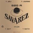 Juego De Cuerdas Nylon Savarez 520 R Para Guitarra Clásica