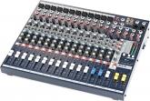 Mezcladora  Soundcraft  EFX - 12 = 12 Entradas Mono + 2 Entradas Stereo
