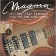 Magma  Juego De 4 Cuerdas Para Bajo 045 - 065 - 085 - 105