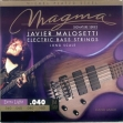 Magma JM 100 Juego De 4 Cuerdas Para Bajo 040 - 060 - 080 - 100