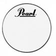Parche Pearl Protone Para Bombo Blanco Poroso  22