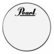 Parche Pearl Protone Para Bombo Transparente  22