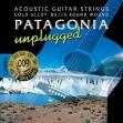Juego De Cuerdas Acero Patagonia  GA 100 Para Guitarra Acustic G = 09 - 046