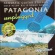 Juego Cuerdas Acero Guitarra Acustic Patagonia  GA 120 G = 010 - 048
