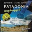 Juego Cuerdas Acero Guitarra Acustic Patagonia  GA 130 G = 011 - 052