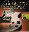 Juego Cuerdas Acero Guitarra Electrica Magma  GE 140 N
