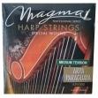 Juego Cuerdas de 37 Magma Para Arpa