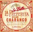 Juego  Cuerdas La Preferita by La Bella Para Charango C 80