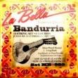 Juego Cuerdas La Bella  MB - 550  Para Bandurria