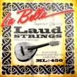 Juego  Cuerdas La Bella ML - 450 Para Laud