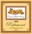 Juego Cuerdas Nylon La Bella  10 PH  Alta Tensión Para Guitarra