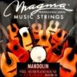 Juego Cuerdas Magma  MA 100/10 Para Mandolina 10 Cdas.