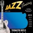 Juego  Cuerdas Thomastik Jazz Swing JS 113 = 013 - 017 - 021 - 028 - 039 - 053