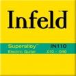 Juego Cuerdas Thomastik Infeld IN 110 = 010 - 046