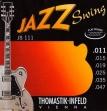 Juego  Cuerdas Thomastik Jazz Swing JS 111 = 011 - 015 - 019 - 025 - 035 - 047