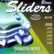 Juego Cuerdas Thomastic Infeld Sliders SL 110 = 010 - 013 - 016 - 028 - 037 - 048