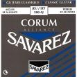 Juego De Cuerdas Nylon Savarez Corum Alliance 500 AJ  Alta Tensión Para Guitarra Clásica
