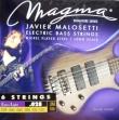 Juego De 6 Cuerdas  Magma  JM 106  = 028 - 040 - 060 . 080 - 100 - 120