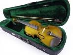 Violin Cremona  SV - 100 - 3/4  y  4/4 Con Arco y Estuche