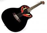 Guitarra Accacia  Caja en Resina
