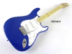 Guitarra Electrica Santana  3 Capsulas  Palanca  de Vibrato