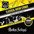 Juego De Cuerdas Nylon Medina Artigas 520 H Para Guitarra Clasica