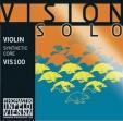 Juego Cuerdas Para Violín  4/4 Thomastik  VIS 100  Infeld Synthetic Solo Producto de Austria