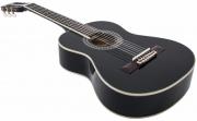 Washburn  C 5 B, Guitarra Clásica Negra  ( PRODUCTO AGOTADO )