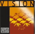 Juego Cuerdas Para  Violin 1/4 Thomastik  Vision VI 100