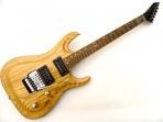 Guitarra Eléctrica Memphis  2 Capsulas Dobles 24 Espacios Con Microafinación
