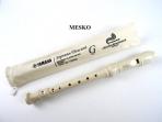 Flauta dulce Soprano Yamaha YRS - 23 Digitación  Barroca