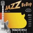 Juego Cuerdas Thomastik Jazz  Be Bop  BB 111 = 011 - 015 - 019 - 026 - 034 - 047