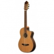 Guitarra Manuel Rodrigez Española  C - 10 Cut E/N Nogal  Cuerdas Nylon  Electroácustica