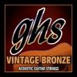 Juego Cuerdas Acero Guitarra Acústica  ghs BOOMERS  10 - 46
