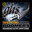 Juego Cuerdas Acero Guitarra Eléctrica  ghs THICK CORE BOOMERS   10 - 48