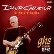 Juego Cuerdas Acero Guitarra Eléctrica  ghs DAVID GILMOUR BOOMERS  10.5 - 50
