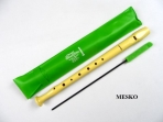 Flauta Dulce Soprano Hohner B 9508 Digitación Germana