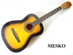 Guitarra Sevillana Samber de Estudio Cuerdas Nylon, Puente Diapason de Jacarandá  (PRODUCTO AGOTADO)