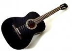 Guitarra Sevillana Negra Cuerdas  Nylon  (PRODUCTO AGOTADO)