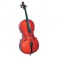 Violoncello  Cervini  HC - 100  4/4  Con Arco  Resina y Funda